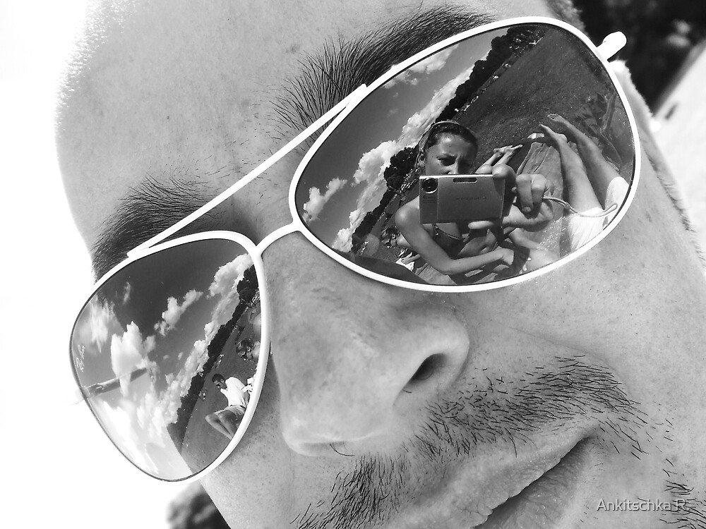 Sunglasses by Anca  Reichlmair