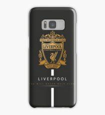 liverpool fc phone case Samsung Galaxy Case/Skin