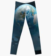 Melting Earth Leggings