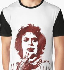 Frank-N-Furter (Rocky Horror Picture Show) Graphic T-Shirt