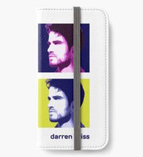 mulitcolor darren iPhone Wallet/Case/Skin