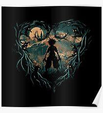 Kingdom Hearts - Hunter of Darkness Poster