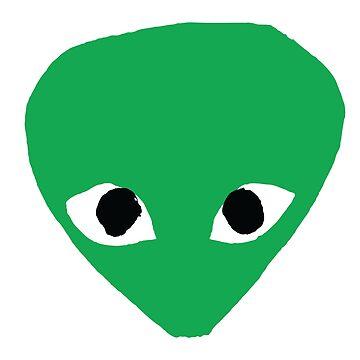 CDG Alien by nostunts