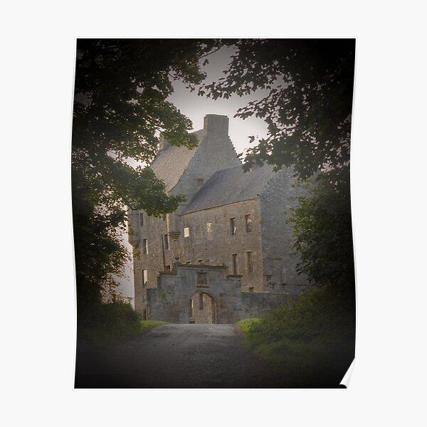 Lallybroch - Midhope Castle Poster