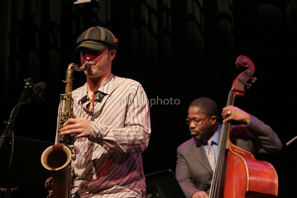 Gilad Ronan - Sax Player by abfabphoto