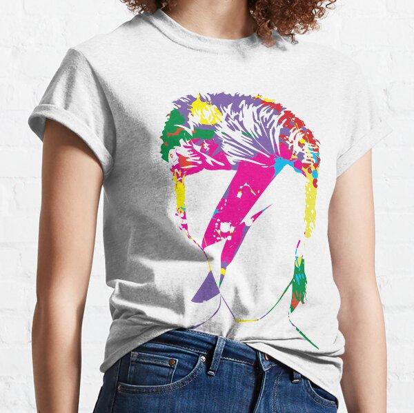 Inspiré par David Bowie T-shirt classique