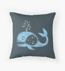 Galaxy Whale Floor Pillow