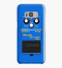 Drivin' the Blues Samsung Galaxy Case/Skin