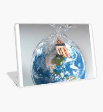 The Fragile Earth Laptop Skin