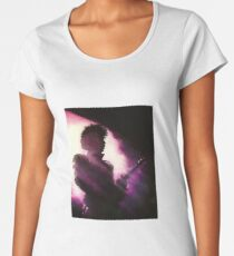 Purple Women's Premium T-Shirt