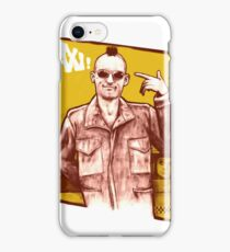 Taxi! iPhone Case/Skin
