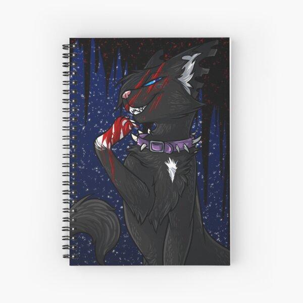 Scourge Spiral Notebook