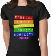 Pride Women's Fitted T-Shirt