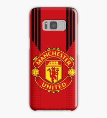 Manchester United Logo Phone / Tablet Cases & Skins Samsung Galaxy Case/Skin