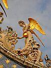 Venice Angel by terezadelpilar ~ art & architecture