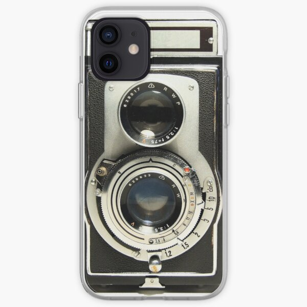 Retro Camera iPhone Soft Case
