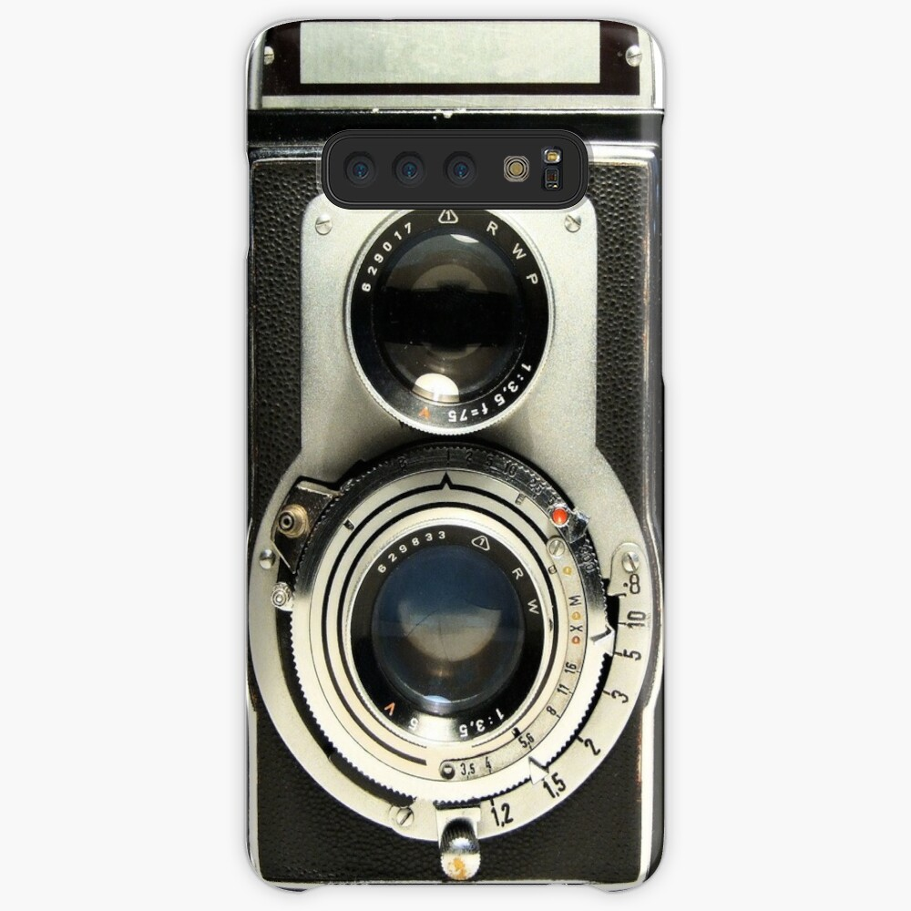 Retro Camera Case & Skin for Samsung Galaxy