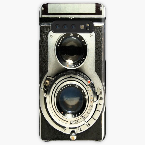 Retro Camera Samsung Galaxy Snap Case