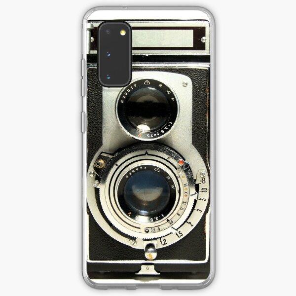 Retro Camera Samsung Galaxy Soft Case