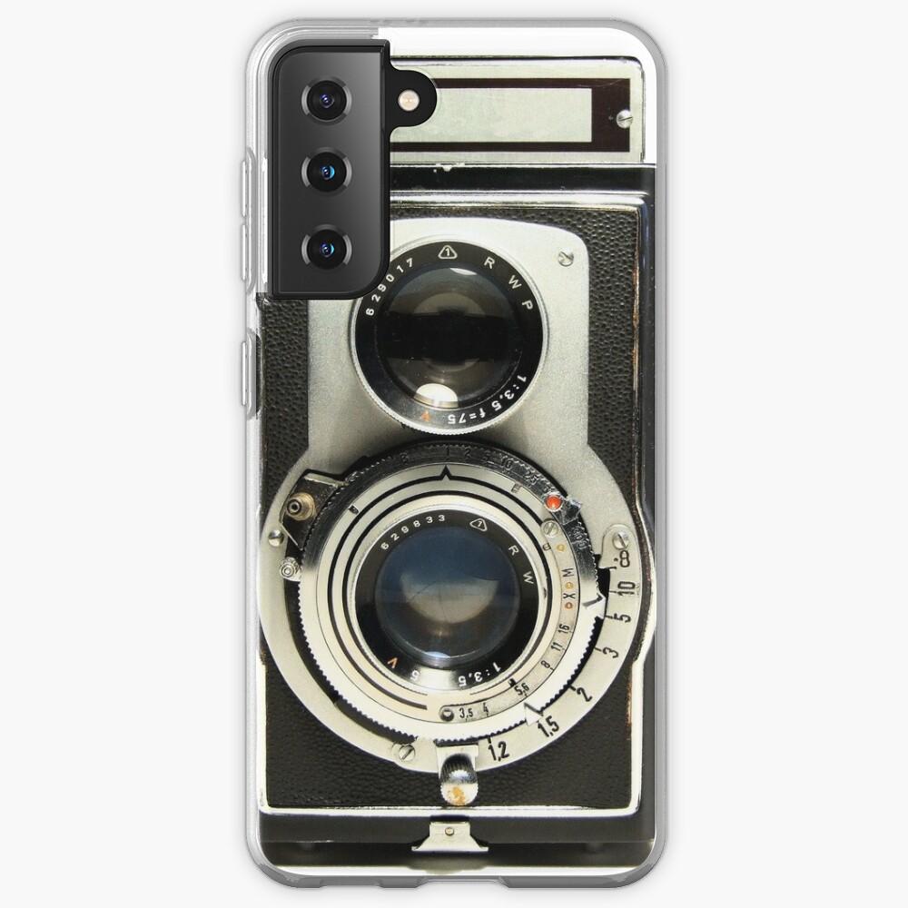 Retro Camera Case & Skin for Samsung Galaxy