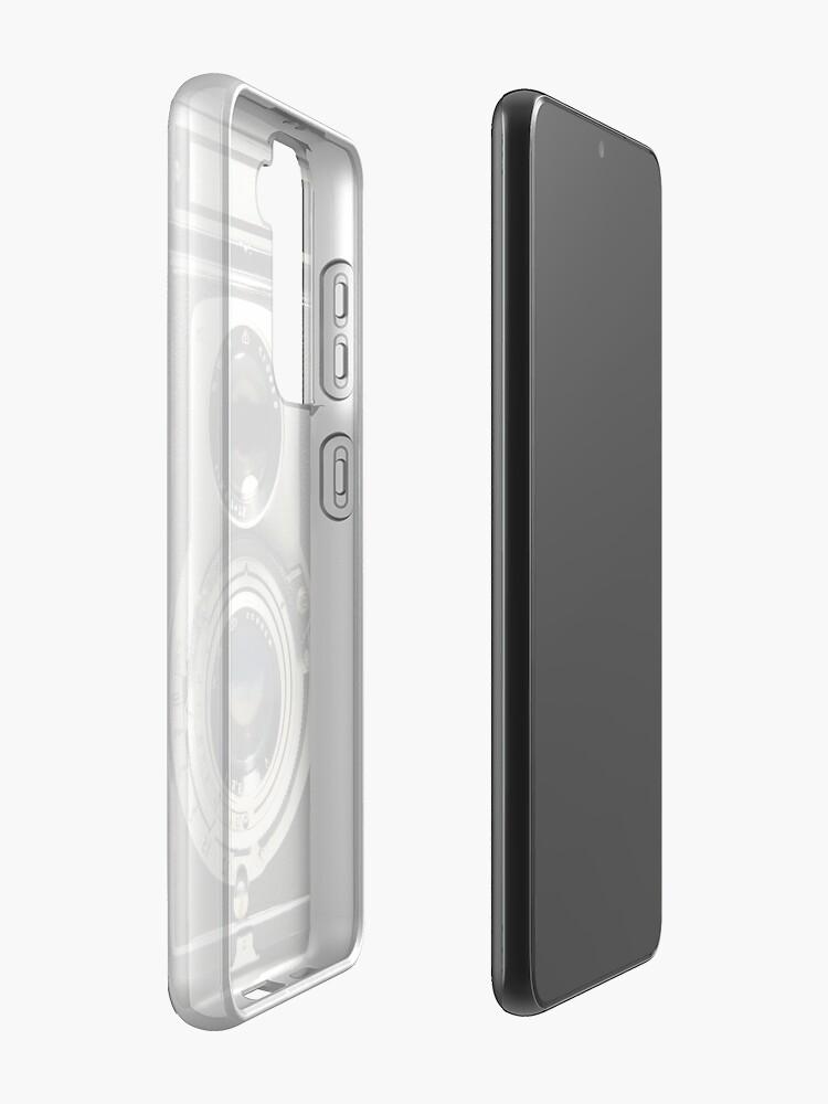Alternate view of Retro Camera Case & Skin for Samsung Galaxy