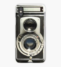 Retro Camera iPhone Case/Skin