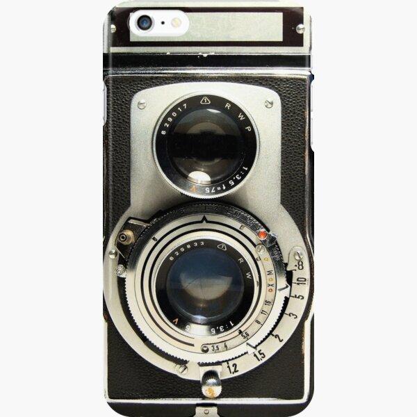 Retro Camera iPhone Snap Case