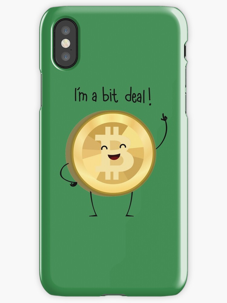 Bit Deal! version 2 (Black text) by AnishaCreations