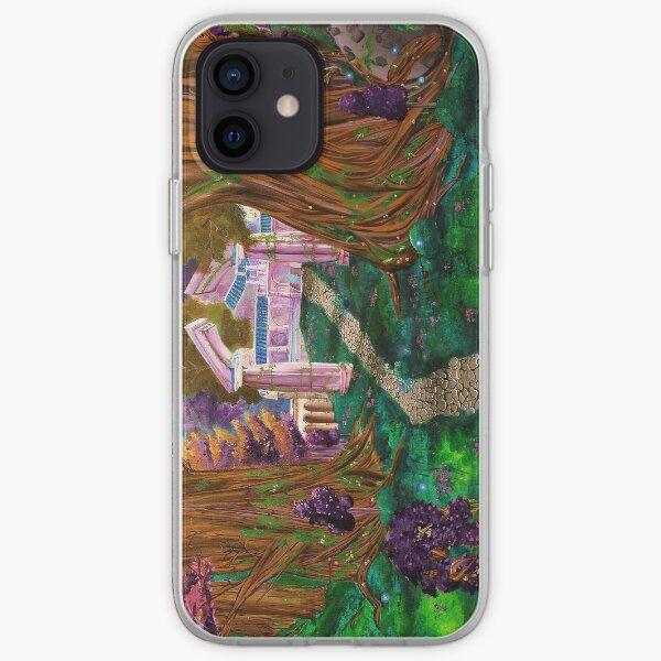 Welcome in Darnassus iPhone Soft Case