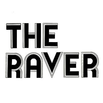 The Raver by MdeP