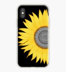Mandala Sunflower iPhone Case