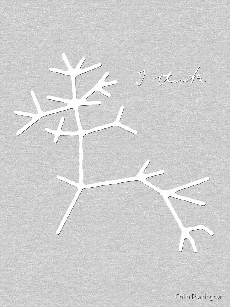 """Charles Darwin's """"I think"""" tree of life sketch by colinpurrington"""