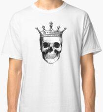 Skull King | Black and White Classic T-Shirt