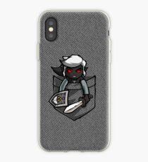 Pocket Dark Link iPhone-Hülle & Cover