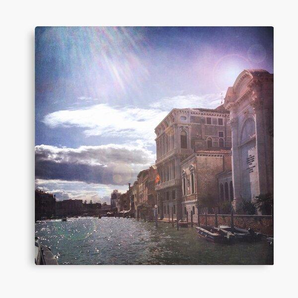 Canale Grande, Venedig Leinwanddruck