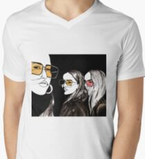 Haim  Men's V-Neck T-Shirt