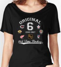 Original Six Women's Relaxed Fit T-Shirt