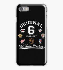 Original Six iPhone Case/Skin