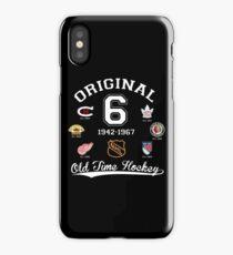 Original Six iPhone Case