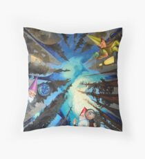 The Sistine Chapel, Revisited Floor Pillow