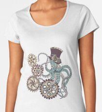 Mr. Octopus Women's Premium T-Shirt