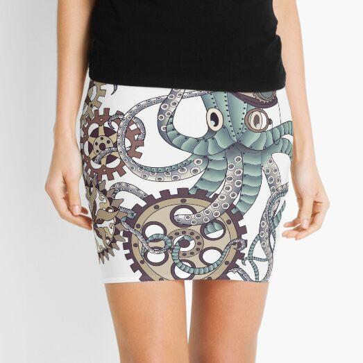 Mr. Octopus Mini Skirt