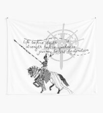 THE FIRST IDEALS Wall Tapestry