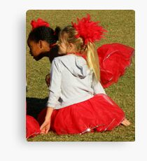 Candid Camera ~ Part One Canvas Print