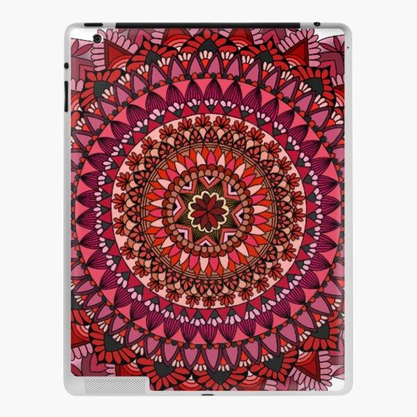 The Red Moon Mandala iPad Skin