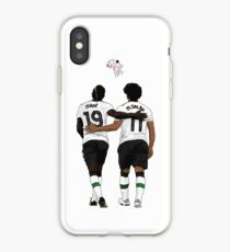 Mané and Salah iPhone Case