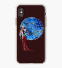 Fenêtre sur les étoiles (Window of the stars) iPhone Case