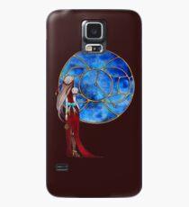 Fenêtre sur les étoiles (Window of the stars) Case/Skin for Samsung Galaxy