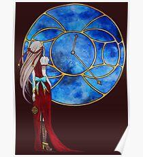 Fenêtre sur les étoiles (Window of the stars) Poster