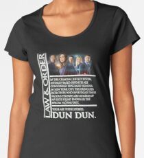 Dun Dun Women's Premium T-Shirt